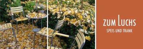 Zum Luchs im Herbst